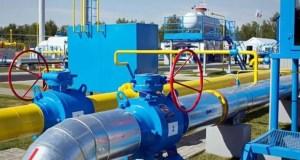 В Крыму добыли рекордное количество газа