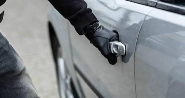 В Симферополе задержали мужчин, подозреваемых в кражах из автомобилей