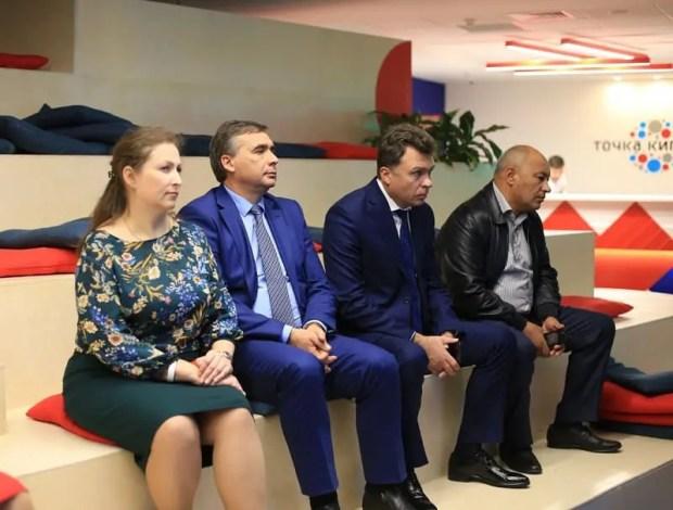 Делегация крымского Совмина изучает опыт чиновников Татарстана