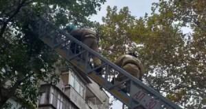 Пятый этаж, козырёк балкона, женщина - ЧП в Джанкое