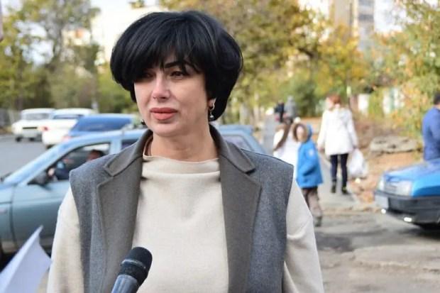 Первый «выход в свет» нового руководителя Симферополя: и сразу «проверка на дорогах»