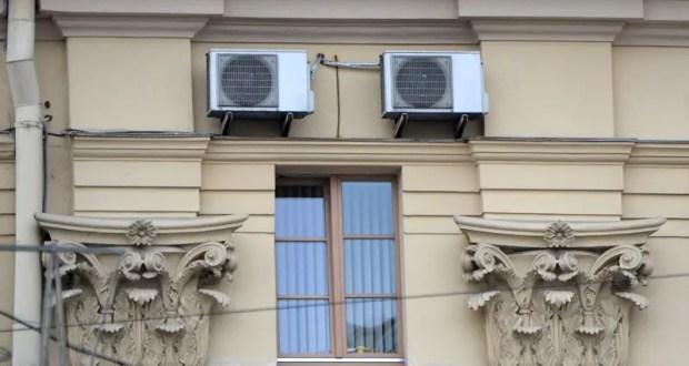 В Крыму хотят очистить фасады исторических зданий от антенн и кондиционеров