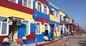 Два модульных детских сада открыли в Джанкойском районе