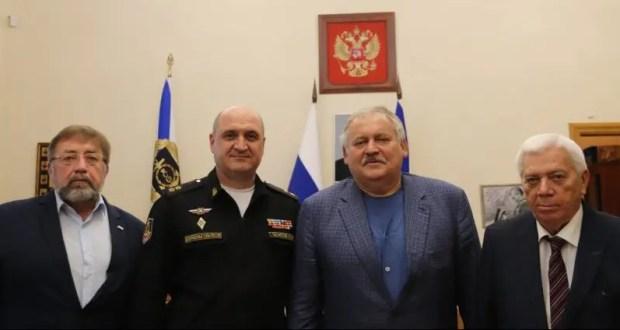 Новый руководитель Института стран СНГ в Севастополе - Сергей Горбачёв