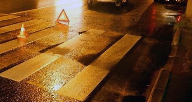 Вечернее ДТП в Симферополе: прямо на «зебре» сбили семью. Пешеходы госпитализированы