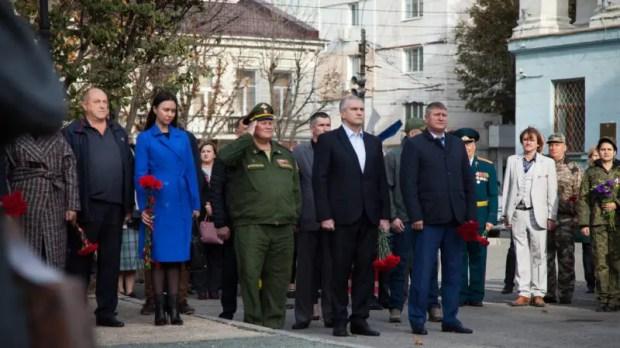 Как началось празднование Дня народного единства в Симферополе
