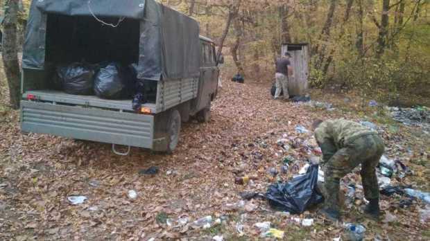 """В Крыму подвели итоги Всероссийской акции """"Сохраним лес"""""""