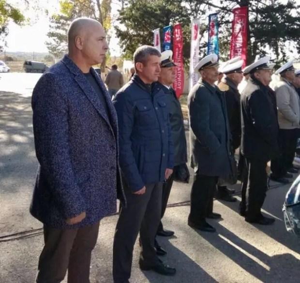 Севастопольский «Доброволец» принимает участие в мероприятиях к 78-летию героической обороны города