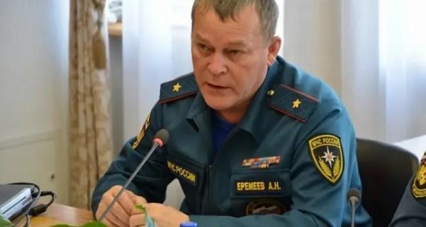Уволен начальник Главного Управления МЧС России по Республике Крым