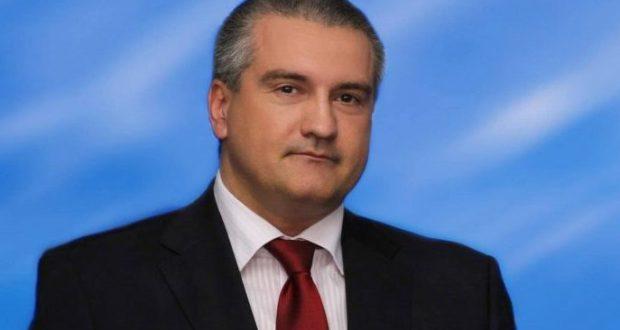 Сергей Аксёнов - на первом месте в рейтинге глав регионов ЮФО за октябрь