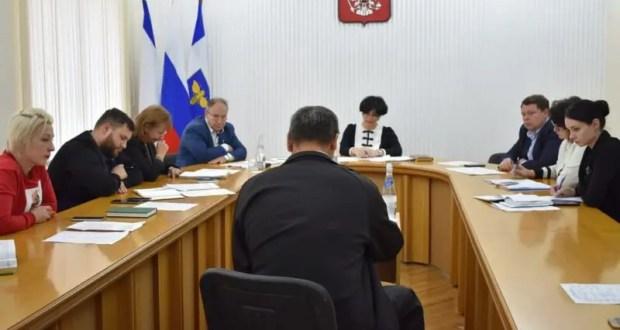 Глава администрации Симферополя провела прием граждан