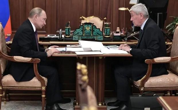 «Воруют»… Глава Росфинмониторинга доложил Путину о недобросовестных исполнителях по нацпроектам