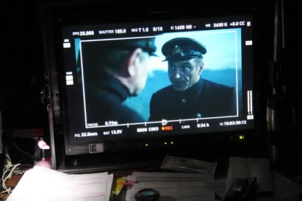 В Севастополе и в Крыму снимают кино о войне. Герои массовых сцен - росгвардейцы