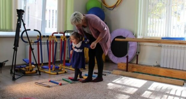 Севастопольский Центр для детей и подростков с ограниченными возможностями оснастили новым оборудованием