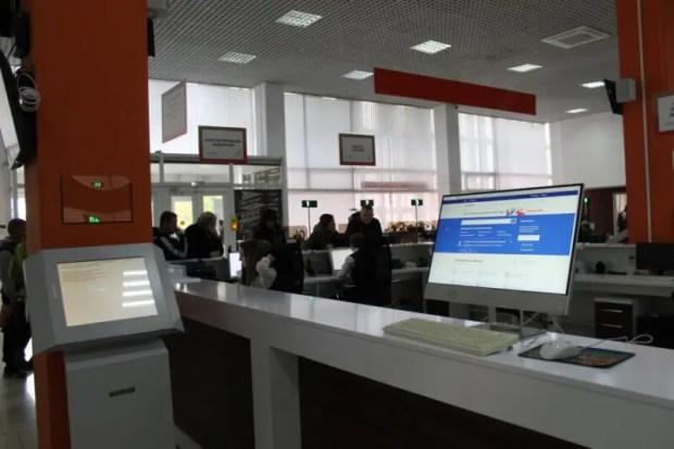 В МФЦ Севастополя будут оформлять паспорта нового поколения