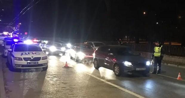 Всего за два выходных дня на дорогах Крыма выявлено свыше ста пьяных водителей