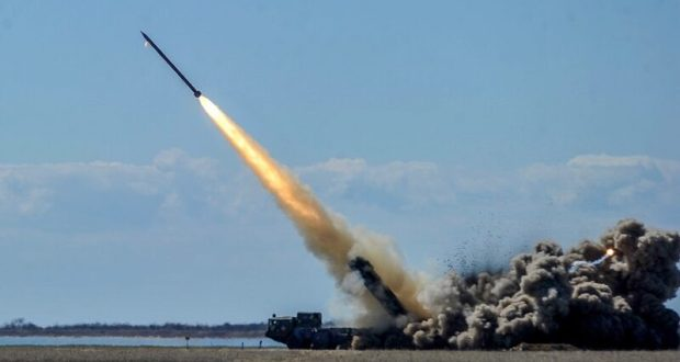Украинский генерал пообещал «ракетным залпом или авиаударом» уничтожить Крымский мост