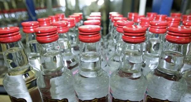 В Ялте торговали контрафактным алкоголь