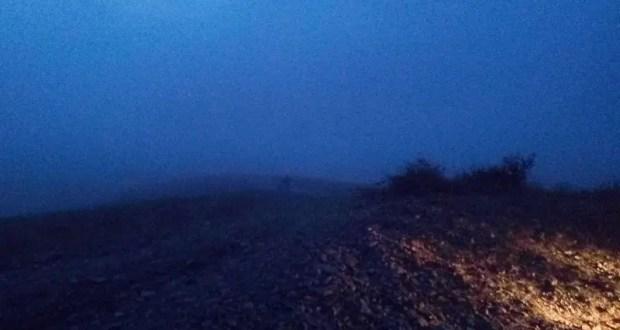 «Ежики в тумане». На рассвете «КРЫМ-СПАС» искал заблудившихся туристов