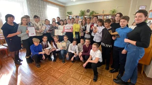 В марафоне «Получи радость чтения» приняли участие более 9 тысяч крымчан
