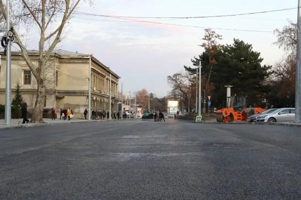 Улицу Александра Невского в Симферополе будут «доремонировать»