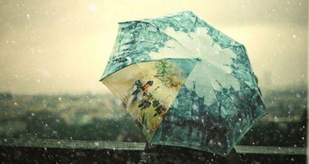 В понедельник в Крыму - дожди, а в конце недели напомнит о себе зима