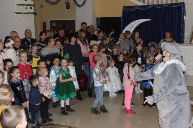 Ёлка от севастопольских активистов «Боевого Братства» и «Добровольца» не оставила никого равнодушным