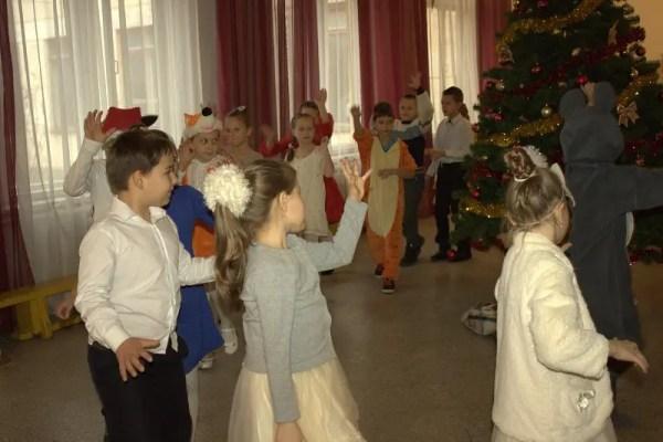 Думать сердцем. Новогодняя ёлка и подарки от севастопольского «Добровольца»