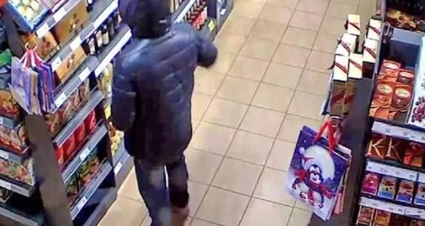 Набрал в супермаркете товаров на 10 тысяч рублей и… решил не платить. Случай в Симферополе
