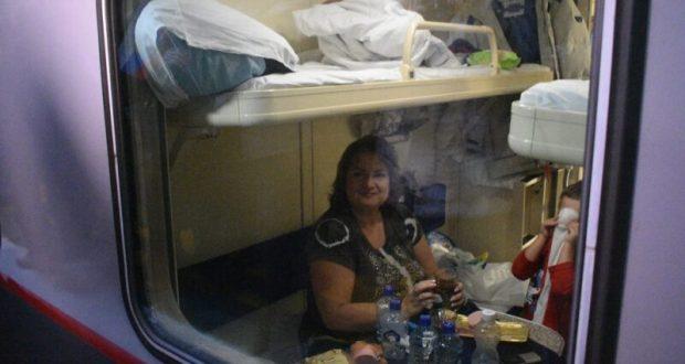 Туристы, направляясь в Крым, выберут поезда