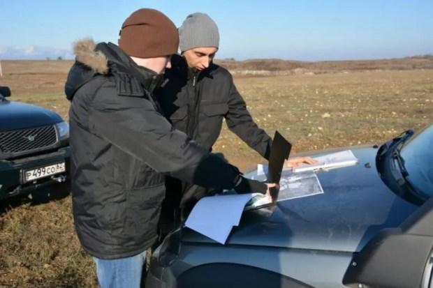 В Севастополе специалисты обследуют земли сельхозназначения