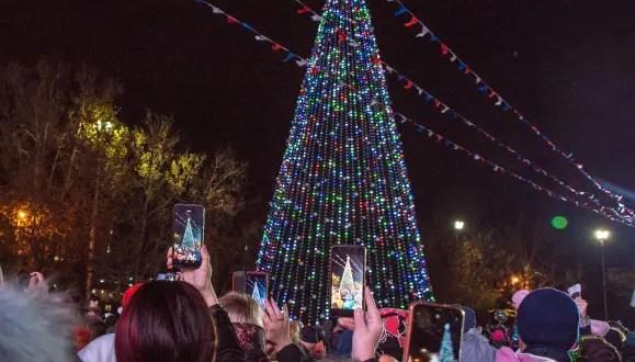 Новогодние каникулы в Севастополе - более двухсот праздничных мероприятий