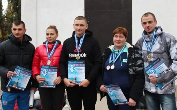 Севастопольские росгвардейцы - победители межведомственного чемпионата по плаванию