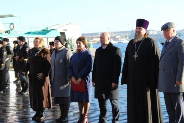 """В Севастополе прошли памятные мероприятия, посвящённые """"Русскому исходу"""""""