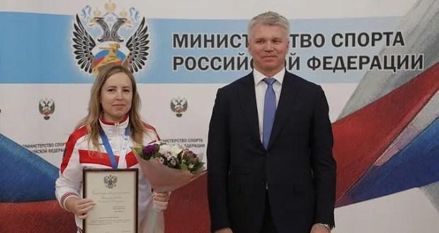 Ольга Лагутина из Севастополя - серебряный призер сурдлимпийских зимних игр 2019 года