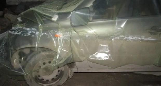 В Симферополе из кафе похитили металлический сейф. Один из грабителей погиб