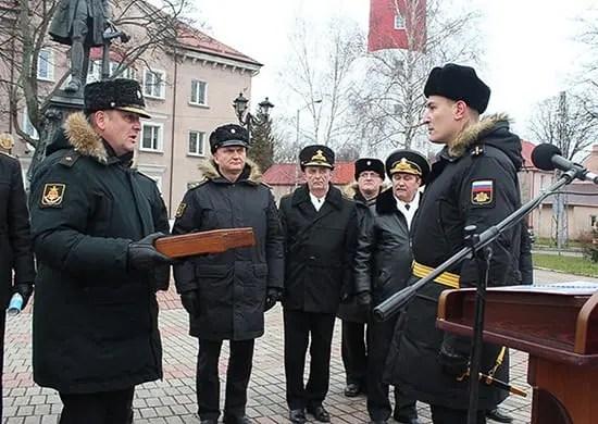 Состав Черноморского флота пополнил новейший корабль противоминной обороны «Владимир Емельянов»