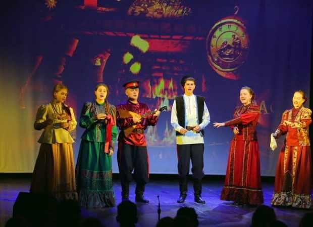 В «Артеке» завершился форум «Наследники традиций»