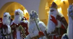 Фестиваль «Новогодняя феерия» знакомит артековцев с традициями разных народов