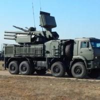Небо Крыма – под защитой «Панцирей»