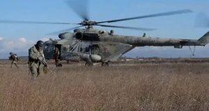 Десант армейского корпуса Черноморского флота уничтожил условного противника в Крыму
