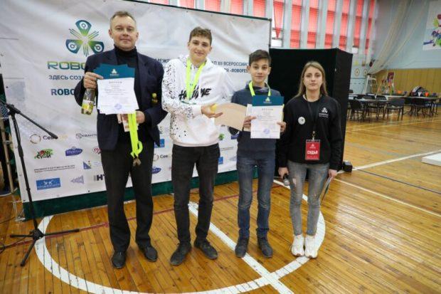Победители «РобоФест Крым–2020» определены. Далее - финалы соревнований в Москве и Красноярске