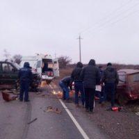 ДТП на трассе Вилино - Угловое: пострадавших довелось деблокировать
