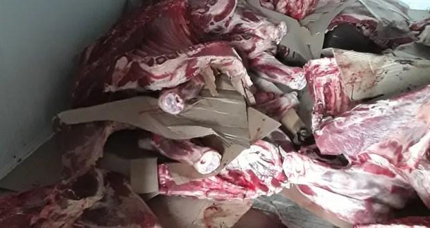 Сотрудники Россельхознадзора обнаружила в Крыму «странное мясо» из Московской области