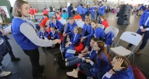 Российское движение школьников провело альтернативный экзамен ЁГЭ для артековцев