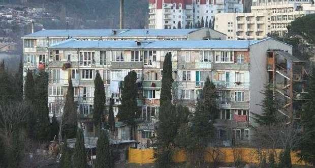 В Ялте приступают к проектированию домов для переселения из аварийного жилья