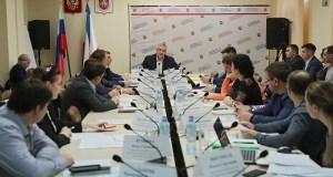 Сергей Аксёнов провел совещание по вопросам реализации ФЦП на территории Крыма