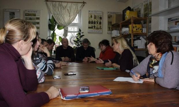 «Доброволец» усадил за стол переговоров участников конфликта в балаклавском СТ «Горняк»