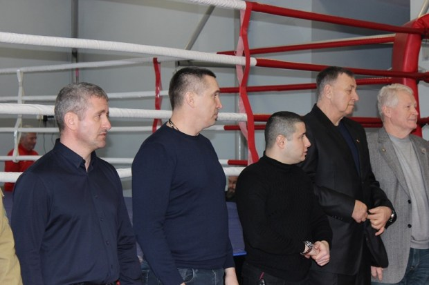 «Доброволец» поддерживает развитие юношеского спорта в Севастополе