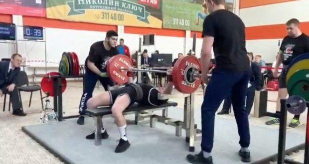 Пауэрлифтеры Севастополя в составе сборной России отправятся на чемпионат Европы